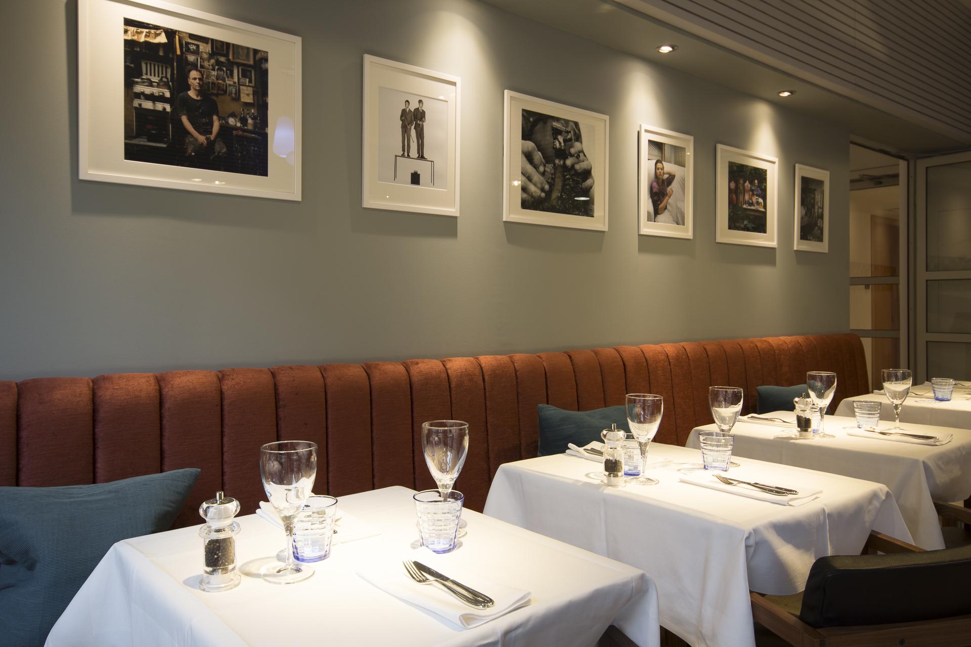 Chichester Restaurant Interior