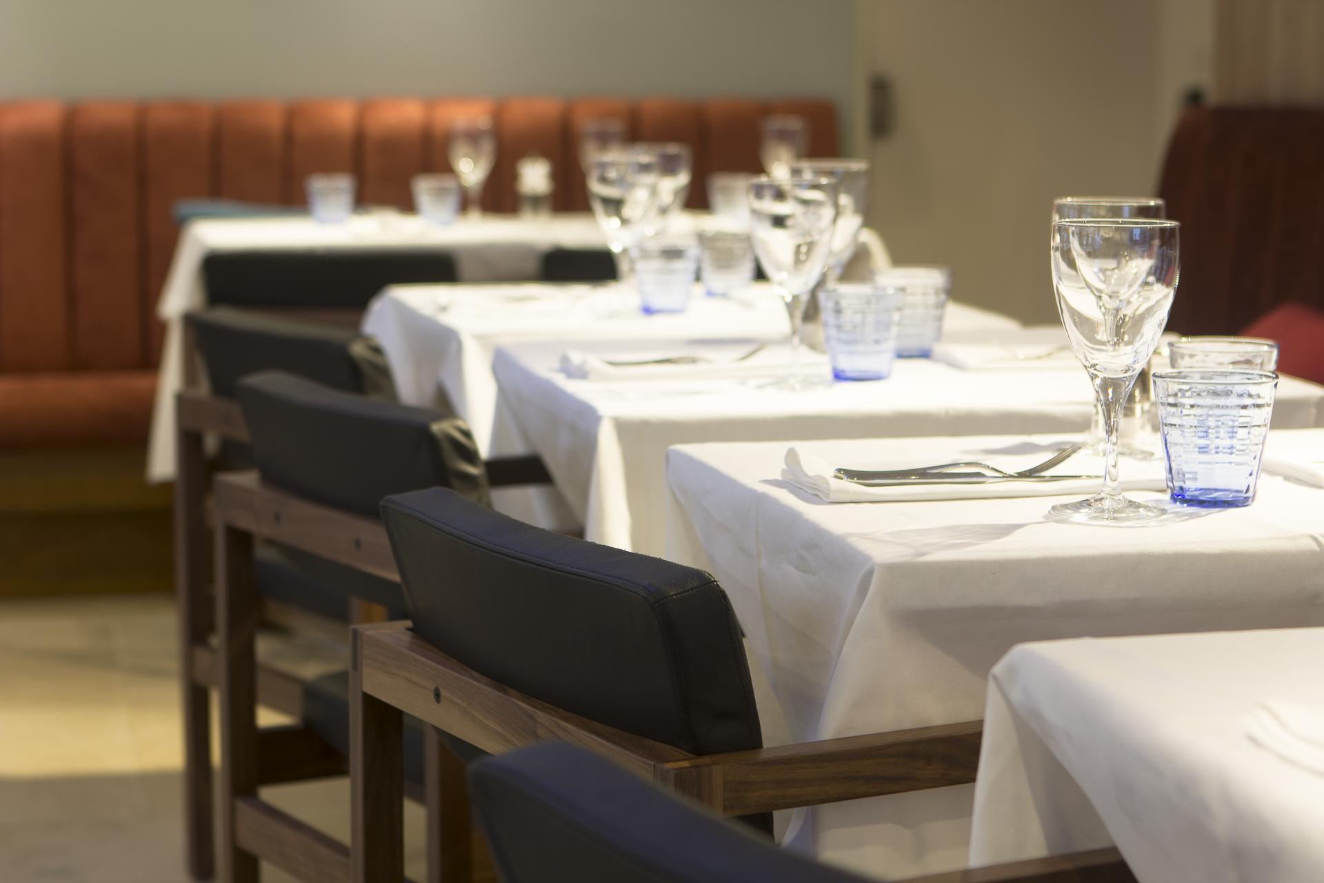 Pallant Restaurant - Interior