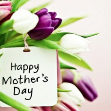 Mother's Day – Sunday 26th March