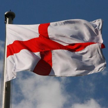 St. George's Day – Sunday 23rd April