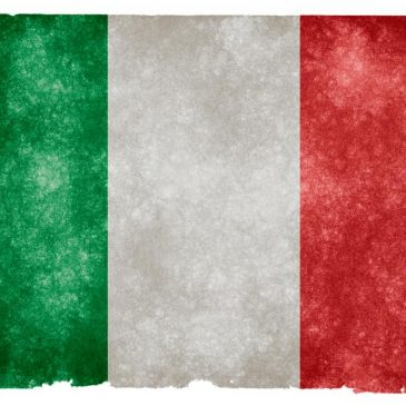 Italian Week – 25th April – 1st May