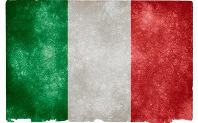 Italian Week – 25th April – 1st May