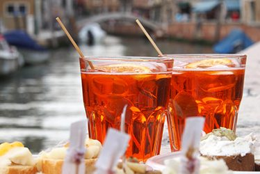 A taste of Italy – Every weekend in August & September