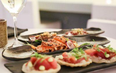 The finest of Italian cuisine: Cicchetti!