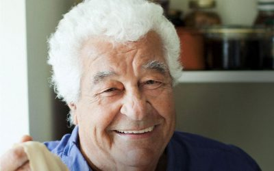 In memory of the 'Godfather of Italian cooking'