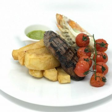Surf and Turf – Every Friday and Saturday throughout January